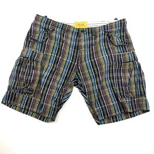 Vintage Polo Ralph Lauren Mens Swim Trunks Cargo